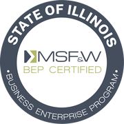 State of Illinois Business Enterprise Program MSF&W BEP Certified